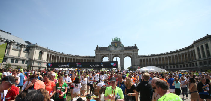 De 20km door Brussel: het parcours van start tot finish