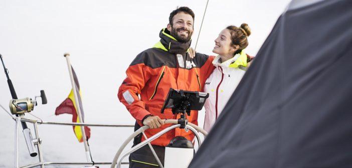 Acht dagen op volle zee, een bewogen zeiltocht van de Azoren naar Ierland