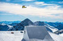 Snowboarder Seppe Smits vertrouwt op zijn Garmin Instinct