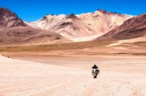 Extreem in de Andes