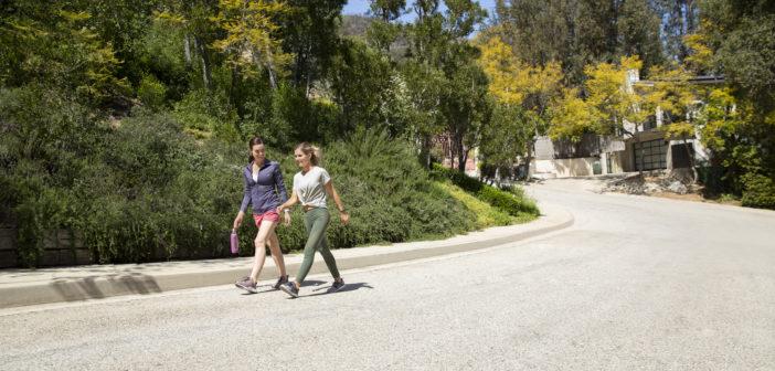 Wandelen of hardlopen om af te vallen?