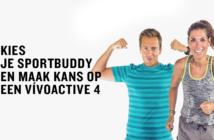 Saartje Vandendriessche en Sam De Bruyn motiveren je om te sporten